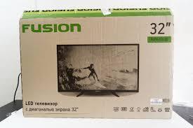 Обзор от покупателя на <b>Телевизор FUSION</b> FLTV-32L32, черный ...