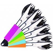 <b>Столовый</b> набор <b>Primus Leisure</b> Cutlery (разноцветные ...