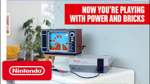 <b>LEGO</b> Nintendo Entertainment System: Now you're playing with ...