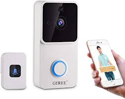 【Upgraded】<b>Wireless Video Doorbell 1080P HD</b> Smart: Amazon ...