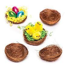 Baker Ross Mini Bird <b>Nests</b> for Fluffy Chicks and <b>Easter</b> Decorations ...