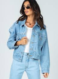 <b>Levi's New Heritage</b> Trucker Jacket Get Over It Trucker