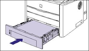 Kết quả hình ảnh cho khay giấy máy in canon 3300
