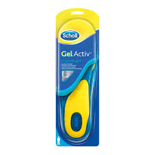 <b>GelActiv</b> Insoles