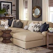 sutton u shaped sectional beige sectional living roombeige beige sectional living room