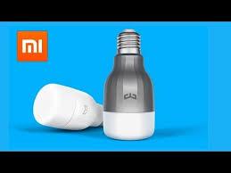 Обзор умной <b>лампы Xiaomi Yeelight LED</b> Bulb Color, которая не ...