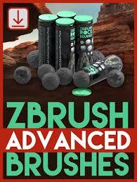 ZBrush Double <b>Action Brushes</b> - Part 1