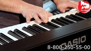 <b>Цифровое пианино CASIO</b> CDP-120 - YouTube