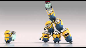 teamwork minions despicable me