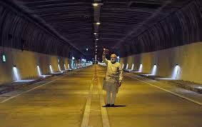 சேனானி – நஷ்ரி சுரங்கப் பாதை, இந்தியாவின் சாலை போக்கு வரத்தில் திருப்பு முனை