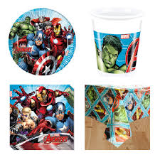 <b>Marvel Avengers</b> Party Supplies | Partyrama