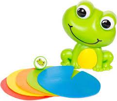 <b>ZanZoon Интерактивная</b> игрушка <b>Вечеринка</b> у Лягушонка