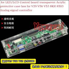 Yqwsyxl for LED/LCD Control board <b>transparent Acrylic protective</b> ...