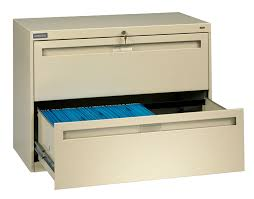 6 Drawer Lateral File Cabinet Tennsco Lateral Files