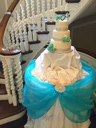 Cake Table Decoration Similiar Blue Wedding Cake Table Decoration Keywords