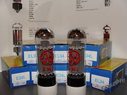 <b>радиолампа E34L JJ Electronic</b> купить в интернет магазине