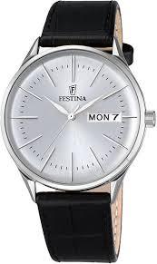 <b>Мужские</b> наручные <b>часы Festina F6837</b>/1 кварцевые