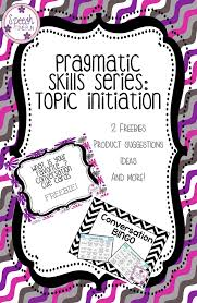 skills series topic initiation pragmatic skills series topic initiation
