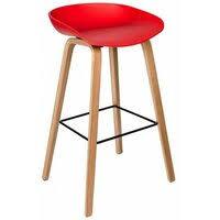 «<b>Барный стул STOOL GROUP</b> Libra 8319 Красный ...