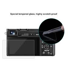 For SONY A6000/A6300/A6500 Anti-Scratch <b>9H Tempered Glass</b> ...