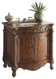 traditional style antique white bathroom: quot traditional style fiesta antique bathroom sink vanity traditional bathroom vanities and