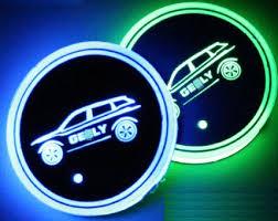 <b>LED</b>-<b>вставки</b> (подсветка) в <b>ниши</b> подстаканников (цвет зеленый ...