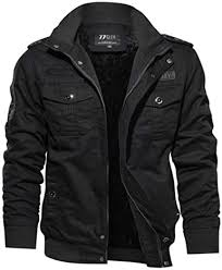 <b>Men's</b> Jacket Jean Army Soldier Style Jacket <b>Spring and Autumn</b> ...