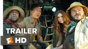 Jumanji: The Next Level Trailer #1 (2019) | Movieclips - YouTube
