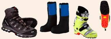 Как выбрать обувь для <b>зимнего похода</b>