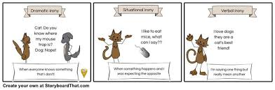 Teach About Irony in Literature: Verbal, Situational, and Dramatic ... via Relatably.com