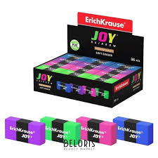 <b>Ластик</b> Joy Rainbow (<b>Erich krause</b>) купить в Интернет-магазине ...