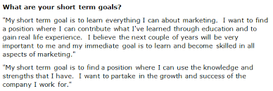 what are your short term goals hr interview questions ans what are your short term goals