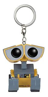 <b>FUNKO POP</b>! <b>9901</b> KEYCHAIN: Disney - <b>Wall</b>-<b>E</b> - Buy Online in ...