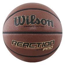 <b>Мяч баскетбольный WILSON Reaction</b> PRO, арт.WTB10139XB05 ...