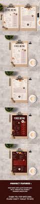 room manchester menu design mdog: modern food menu template psd more