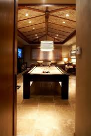designer games room with billiard table lighting lighting design billiard room lighting
