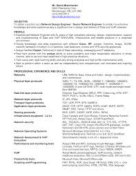 resume format for network engineer professional resume cover resume format for network engineer network engineer resume samples best sample resume top voip engineer resume
