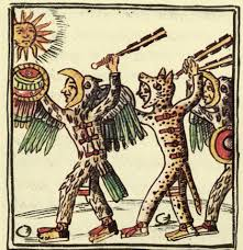 Image result for aztec ceremonial pictures'