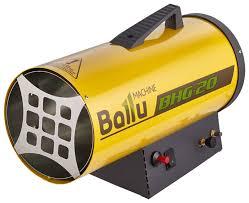<b>Газовая тепловая пушка</b> Ballu BHG-20 (17 кВт) — купить по ...