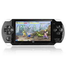 <b>PSP High Definition Handheld</b> Game Machine 4.3 inch