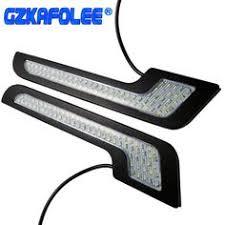 GEETANS <b>2Pcs</b> 17cm COB <b>LED</b> DC12V Daytime Running <b>Lights</b> ...
