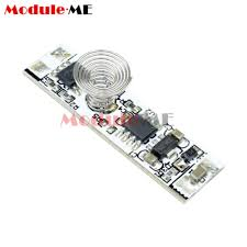 Business, Office & Industrial <b>30W 9V</b>-<b>24V Touch Switch</b> Capacitive ...