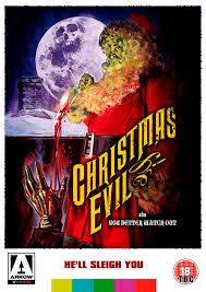 Christmas evil movie poster