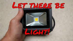 10W Outdoor <b>LED</b> Waterproof <b>IP65</b> 800lm 3000K <b>Flood Lights</b> ...