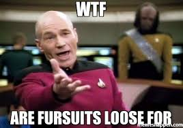 wtf are fursuits loose for meme - Picard Wtf (8739) | Memes Happen via Relatably.com
