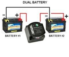 dual battery systems alternator charging how it should be done dual battery system