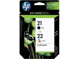 Купить <b>картридж</b> для принтера <b>HP</b> 21+22 <b>SD367AE</b> (двойная ...