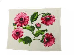 <b>Полотенце кухонное</b> Pastel Хризантемы, розовый – Telegraph