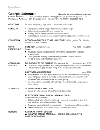 resume usa language skills resume samples writing guides resume usa language skills how to write resume foreign language skills accounting resume language sample resume