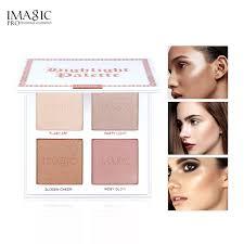 <b>IMAGIC</b> Highlighter Powder Palette Shimmer Face Contouring ...